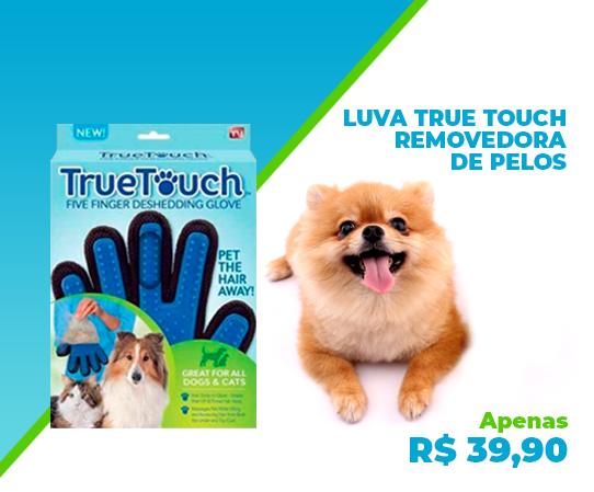 LUVA TRUE TOUCH