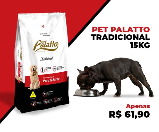 PET PALATTO TRADICIONAL 15KG