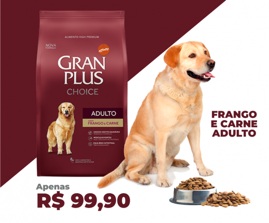 GRAN PLUS CHOICE 15KG
