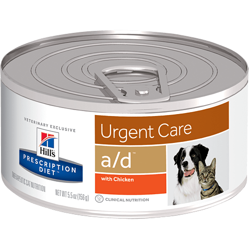 HILLS CANINE A/D FELINE URGENT CARE 156G
