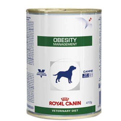 Patê Royal Canin Obesity Wet para Cães Adultos 410g
