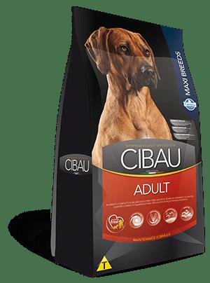 Ração Cibau Adult para Cães Adultos Raças Grandes e Gigantes 15Kg