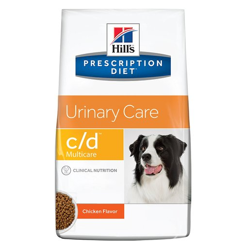 HILLS CANINE URINARY CARE MULTICARE C/D 3,8KG