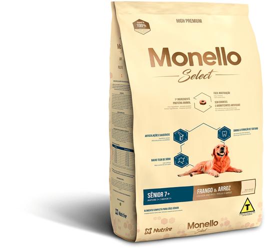 MONELLO SELECT CAES SENIOR 7KG