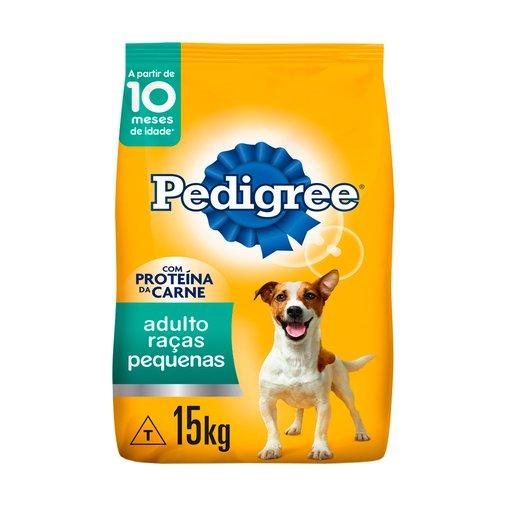 PEDIGREE VITAL PRO ADULTO CARNE E VEGETAIS 13,5 + 1,5KG