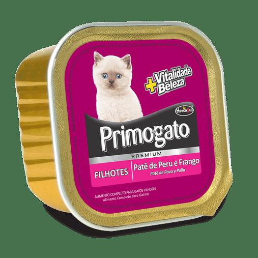 PRIMOGATO PREMIUM PATE FILHOTES 150G