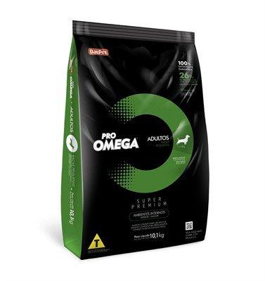 Ração Pro Omega para Cães Adultos Raças Pequenas 10,1Kg