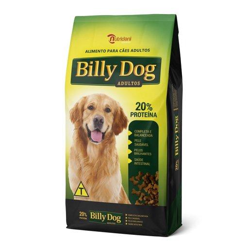 Ração Billy Dog para Cães Adultos 25Kg