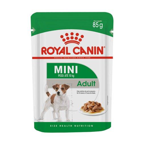 Sachê Royal Canin Mini Wet para Cães Adulto 85g