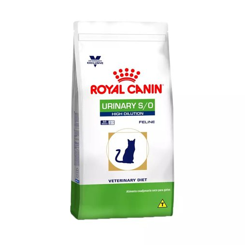 Ração Royal Canin Urinary S/O para Gatos Adultos 7,5Kg