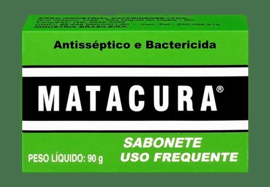 MATACURA SABONETE ANTISSEPTICO 90G