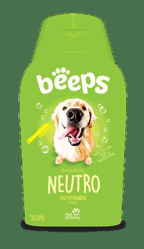 SHAMPOO BEEPS NEUTRO 500ML***