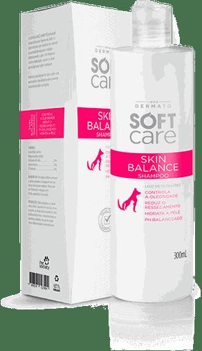 SOFT CARE SHAMPOO SKIN BALANCE 300ML